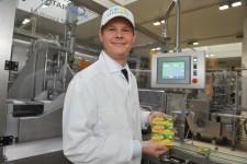 AS Rīgas piena kombināta (Food Union grupa) valdes priekšsēdētājs Normunds Staņēvičs